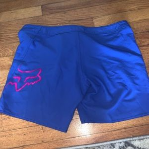 Fox Shorts - Fox racing shorts!